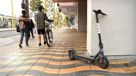 uberin farkli bir rakibi elektrikli scooter kiralayan bird