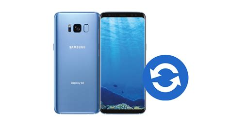 samsung update how to update the samsung galaxy s8 sm g950u software tsar3000