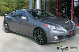 2013 Hyundai Genesis Coupe Tire Size Hyundai Genesis Coupe With 20in Niche Targa Wheels