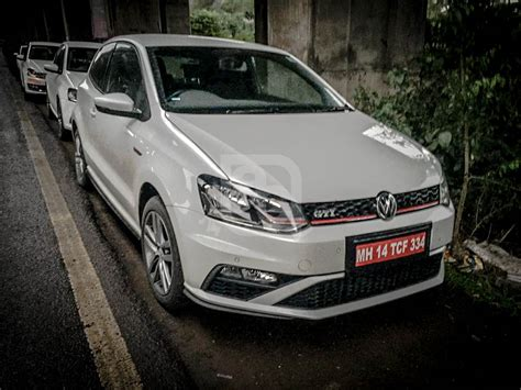 Volkswagen India Price by Volkswagen Polo Gti India Spotted Price Launch Date