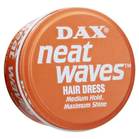 Pomade Neat dax neat waves hair dress pomade based hair pomade