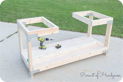 mitre bench diy mitre saw stand do it your self