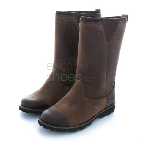 boots timberland cedar grove waterproof brown a1bok