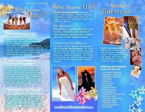image gallery hawaii travel brochure