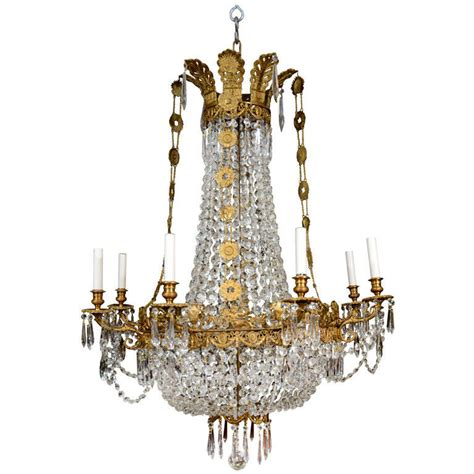 8 Light Pendant Chandelier Louis Xvi Bronze And Eight Light Chandelier At 1stdibs