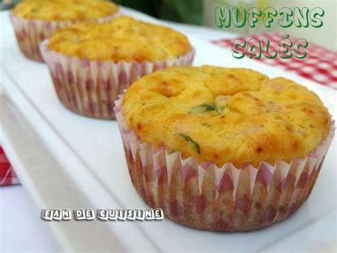 fan de cuisine recettes de muffins sal 233 s
