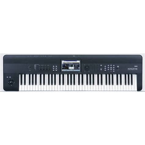 Keyboard Korg Krome 73 Korg Krome 73 Key Workstation
