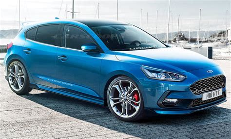New Ford Focus St 2018 by Ford Focus 4 Generation Autozeitung De