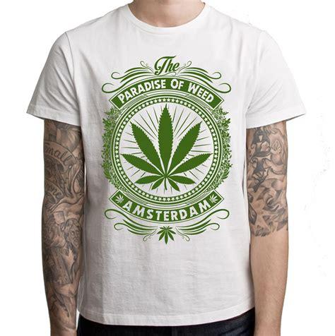 Tshirts Cannabis Bc amsterdam paradise of cannabis s t shirt skunk