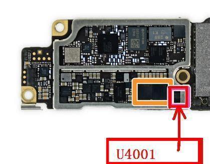 5pcs lot original new for iphone 7 plus 7plus 7p 7 u4001 bga 36 usb charger ic chip logic board