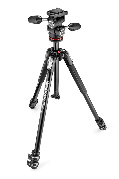 Release Tripod 190x tripod with 804 3 way and release plate