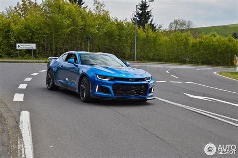badass camaro it s baa ack the 2017 camaro zl1 the most badass est