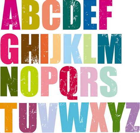 printable alphabet with designs 15 best printable alphabet letters designs free