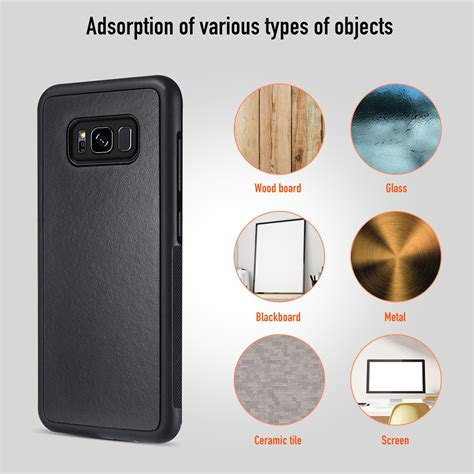 Anti Gravity Samsung casing anti gravity samsung galaxy note 8 black