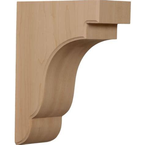 Wood Brackets For Granite Countertops Ekena Millwork Bktw04x09x11berw 3 1 2 Inch W By 8 1 2 Inch
