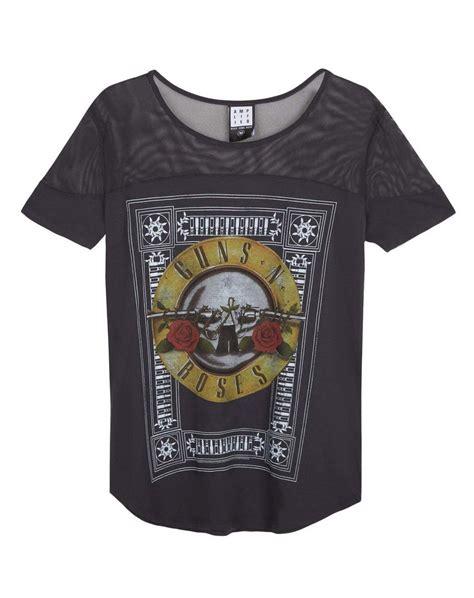 T Shirt Motown Hardrock guns n roses sheer t shirt guns n roses t shirts