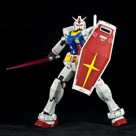1144 Rg Rx 78 2 Gundam Dan Rg Gnt 0000 00 Qant By Bandai 1 144 rg rx 78 2 gundam ต อด บ ราคา metal bridges
