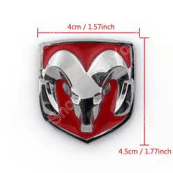 grill tailgate emblem badge sticker decal chromed