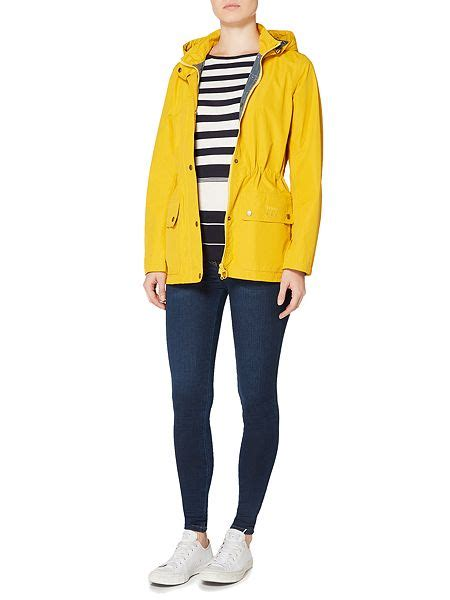weather comfort barbour cirruss weather comfort jacket yellow house of