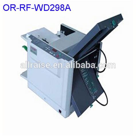 Paper Folding Machine For Sale - a4 a3 electric paper machine for folding buy machine for
