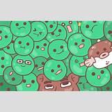 Green Cartoon Characters   1280 x 800 jpeg 134kB