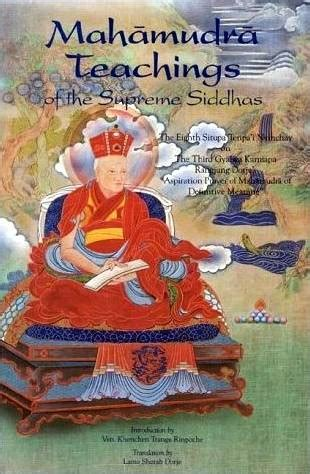 the supreme siddhi of mahamudra teachings poems and songs of the drukpa kagyu lineage books anticariat esoteric carti din toate domeniile esoterismului