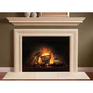 Stanley Furniture Dining Room balmer mantels 4141 tc thincast stone fireplace mantel shelf