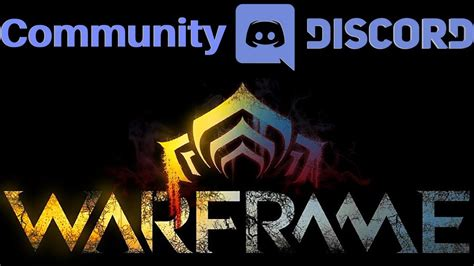discord community official warframe community discord how it works youtube