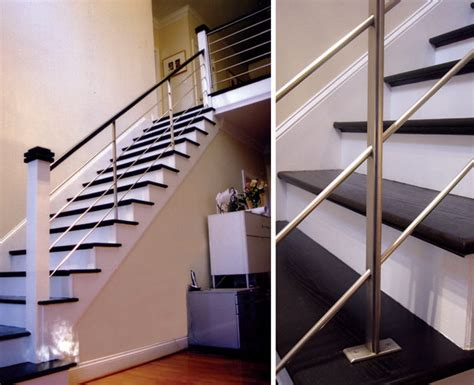 modern banisters and handrails galatadesigns com work