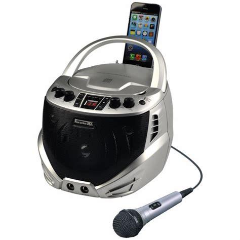 cdg format karaoke gq262 portable karaoke cdg player