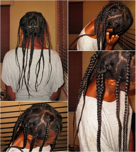 hair growth after braids how wigs helped me grow to waist lenght rehairducation