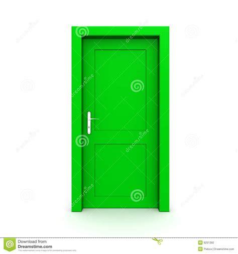 porta verde 218 nica porta verde fechada fotografia de stock imagem