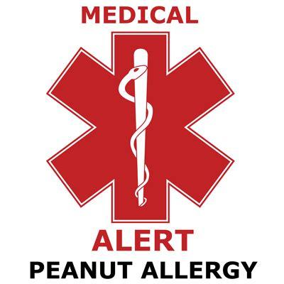 peanut allergy reminder salt creek elementary
