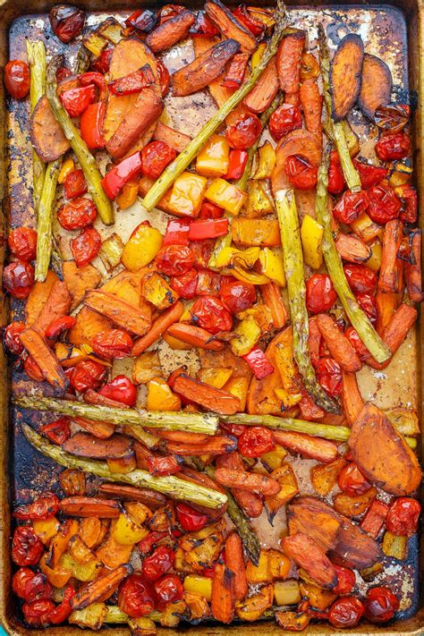 m s roasted vegetables balsamic roasted vegetables the weary chef