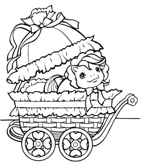 coloring pages my little pony babies sparet er tjent my little pony tegninger