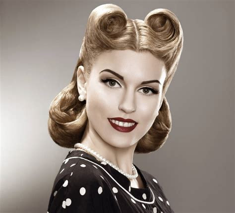 Hairstyles For In 50 S by Hairstyles That Defined The Best Of The 1950s