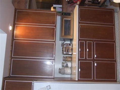 St Charles Kitchen Cabinets St Charles Metal And Walnut Cabinets Forum Bob Vila