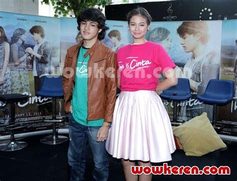 film one fine day tayang sai kapan foto shawn adrian dan yuki kato di press screening film