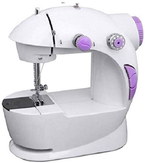 Mesin Jahit Portable 4 In 1 home delight portable compact 4 in 1 electric sewing