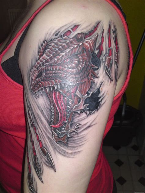 dragon tattoo designs for shoulder designs for designs piercing