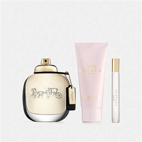 Parfum Coach coach coach new york eau de parfum 3 gift set