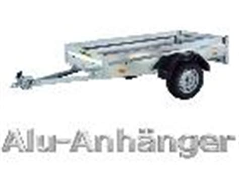 Anh Nger Mieten Offenbach by Pkw Anh 228 Nger Trailer Humbaur H 228 Nger Neu Gebraucht Preise