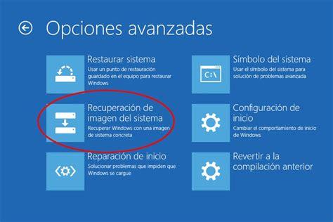 como crear imagen del sistema en windows 10 youtube crear una imagen del sistema en windows 10 y c 243 mo usarla