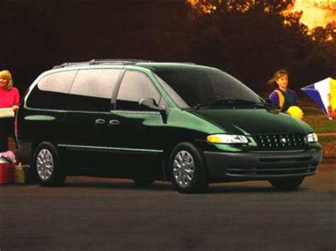 1996 plymouth grand voyager specs safety rating mpg carsdirect