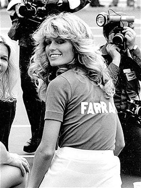Farrah Fawcett Has Kicked Some Major Cancer by I Miss Your Pop Culture In Retrospect
