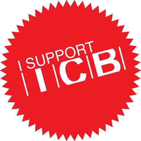 icb motor sports icb motorsport 4 quot quot i support icb quot sticker free shipping