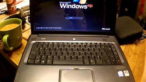 resetting wifi driver compaq presario c700 windows xp custom drivers youtube