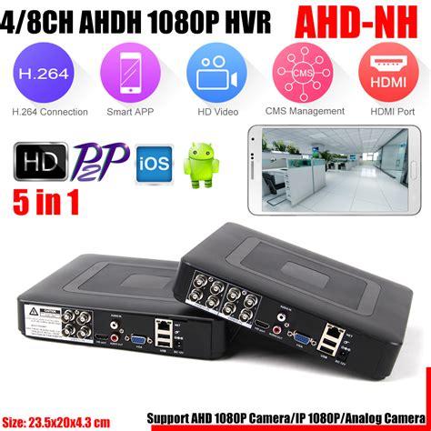 Dvr Cctv 4 Channel H264 Analog 1 1080n h 264 vga hdmi security 4ch 8ch cctv dvr 4 channel