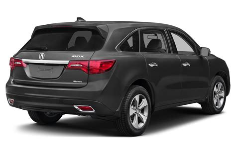 2015 acura mdx price photos reviews features