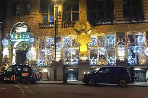 best place to buy christmas lights the best places to buy trees and decorations in manchester